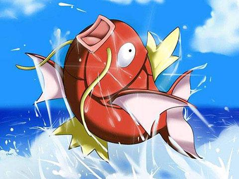 宝可梦系列新作《跃起吧!鲤鱼王》即将发布