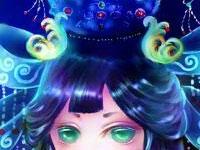 百绘罗衣作品:色彩斑斓的椒图新皮肤
