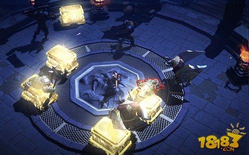 《无尽神域》3月3日将开猎魔封测 更新版本全曝光