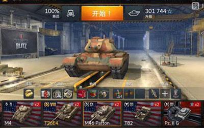 坦克世界闪击战美系最强中坦M46