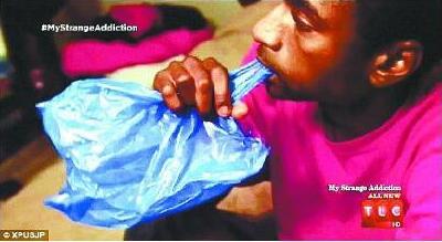 24岁小伙发明可以吃的塑料袋,登上《福布斯》