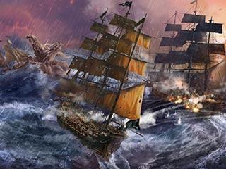 驶向蔚蓝大海 《暴风雨》将于本月启航