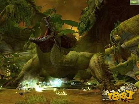 龙之谷手游绿龙战力介绍 绿龙第一关攻略