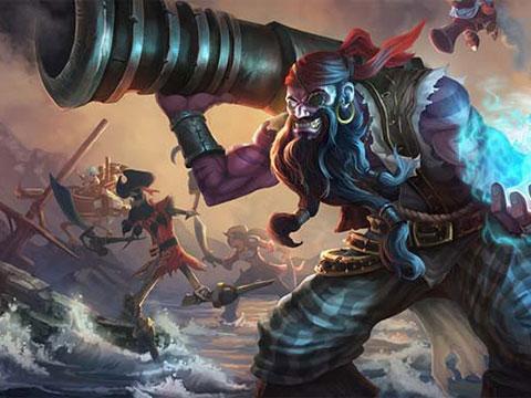成为海上的霸主 韩游新作《海贼联盟》发布