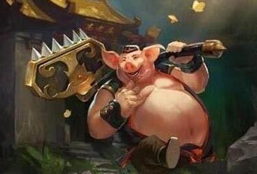 王者荣耀猪八戒图片大全 猪八戒高清大图欣赏