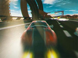 感受氮气下的极限竞速 《王牌赛车:涡轮增压》测试开启