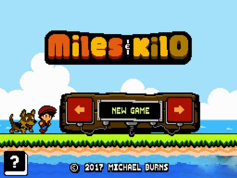 荒岛求生靠队友 《miles & kilo》登陆ios