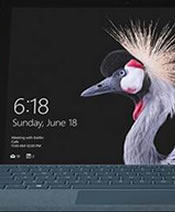 微软Win10平板Surface Pro(2017)发布