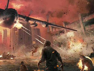 末日轰炸 《僵尸炮艇:生存大战》登陆移动平台