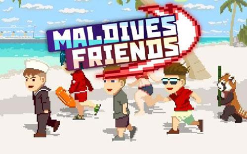 像素休闲新作 《马尔代夫朋友》登陆安卓平台