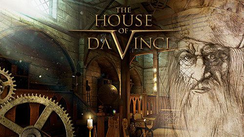 密室解谜最新作《达芬奇之家》下周四正式上架