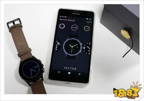 Vector Watch Win10 Mobile版应用更新