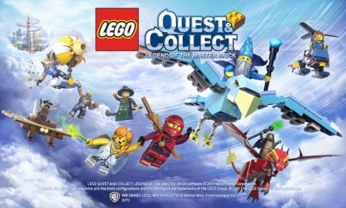 NEXON推出新作《LEGO QUEST & COLLECT》