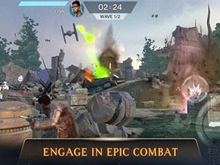 射击游戏新玩法 《星球大战:对手》开启测试
