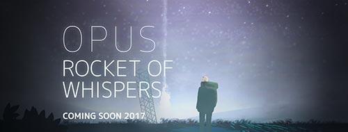运送灵魂的火箭 《OPUS:灵魂之桥》8月上架