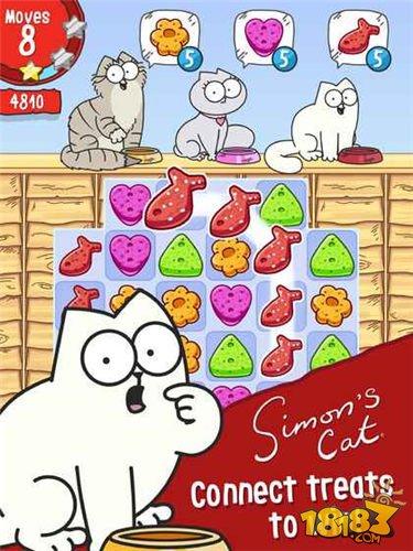 西蒙的猫手游下载_西蒙的猫游戏官网下载_18183手机