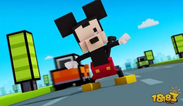 迪士尼过马路场景有哪些 主题场景说明