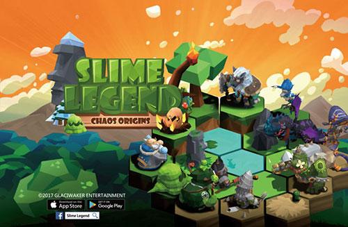 台湾回合制战略游戏 《Slime Legend》正式上架