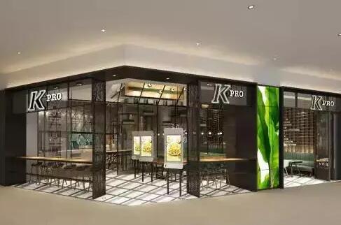 绿了!中国第一家绿色KFC开业!还卖起了啤酒!