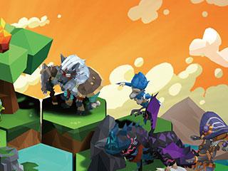 回合制战略游戏 《Slime Legend》正式上架