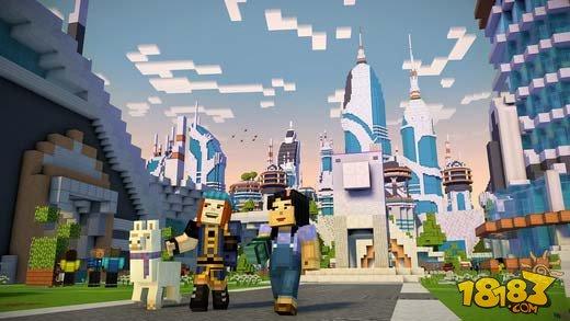 《我的世界:剧情模式 第二季》正式上架