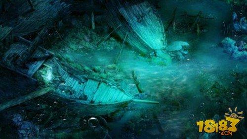 传奇世界手游海底版本将启 全民抗击海族入侵