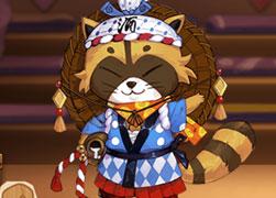 体服服更新视频演示 庭院/主角/狸猫新皮