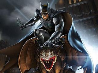 Telltale Games新作 《蝙蝠侠:内敌》公布