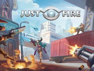 2017CJ现场试玩:血热枪战请来《Just Fire》