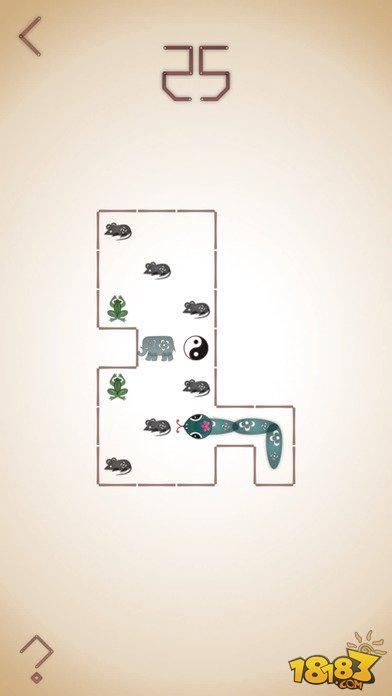 简单动物皮影简笔画