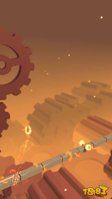 考验你的反应力 跑酷游戏《Spin Addict》上架IOS