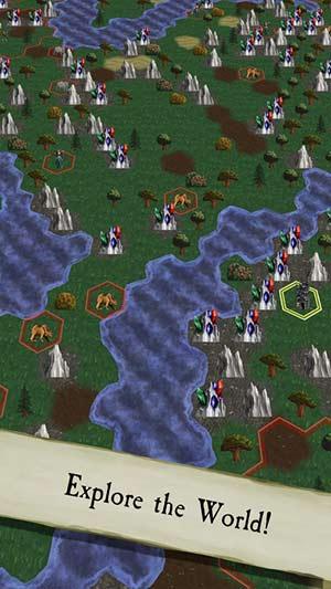 经营模拟游戏 白手起家的《Idle Realm》降临