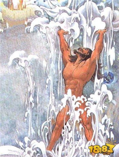 轩辕传奇手游上古神话之源—盘古开天