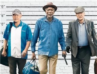 三个奥斯卡获奖者飚戏,你大爷上演老年版GTA