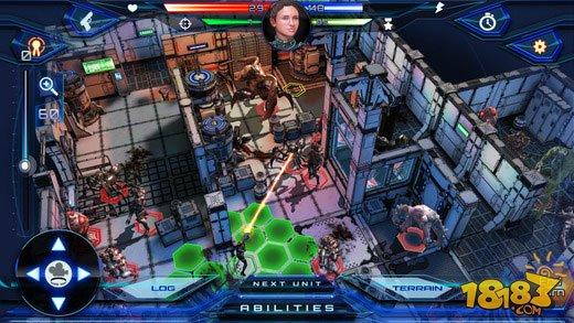 3D战术策略游戏 《突击队九头蛇》来袭