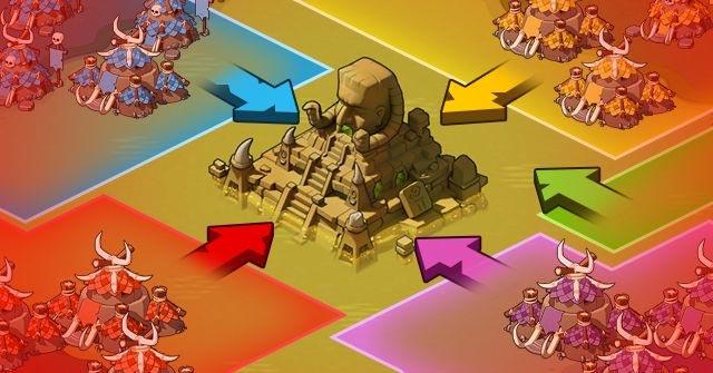 a部落部落手游玩法征服时代全面攻略_18183野lol攻略德莱文s5图片
