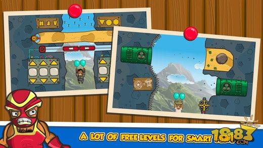 益智休闲游戏 《拯救潘乔2:解谜之旅》来袭