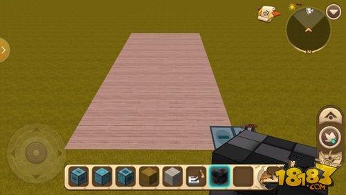 玩家可以根据自己的想象力和创造力去建造自己喜欢的房子,有海边别墅