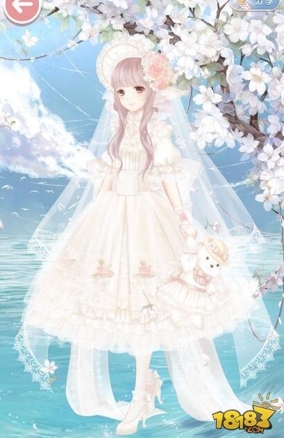 童心爱恋是奇迹暖暖梦恋奇迹中的婚纱套装之一,不少网友想知道这套装