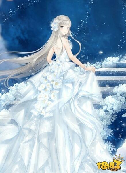 奇迹暖暖梦恋奇迹梦中的婚礼套装图鉴