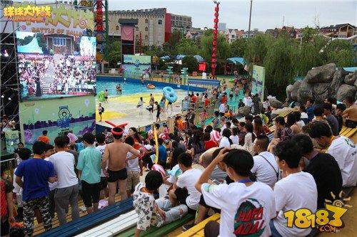 杭州上演水上电竞 球球大作战城市挑战赛首站收官