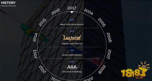 手游新作《Aiia》:超高水准画面极致体验