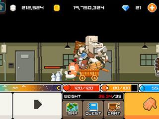 像素风格的僵尸类游戏 《早上好僵尸》登陆IOS