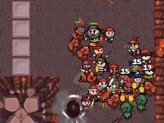 《红色兄弟勇者团》九月上线 趣味玩法游戏