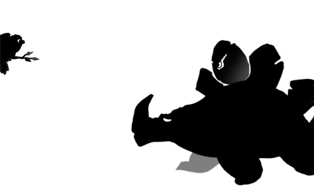 炉石传说玩家创意图画