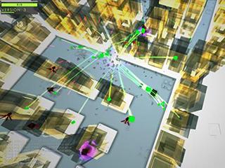 意识流的射击游戏 《Atomine》登陆移动平台