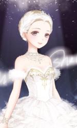 奇迹暖暖十二月剧团白天鹅套装图鉴 白天鹅怎么得