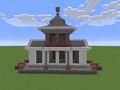 绝对是高大上 老旅教你做简单欧式房屋