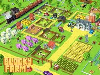 专注于动物的养殖 《方块农场》今秋上架