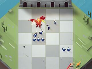 策略性卡牌游戏 《雷鸣风暴:王国战争》登陆移动平台
